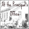 At the Principal's Office